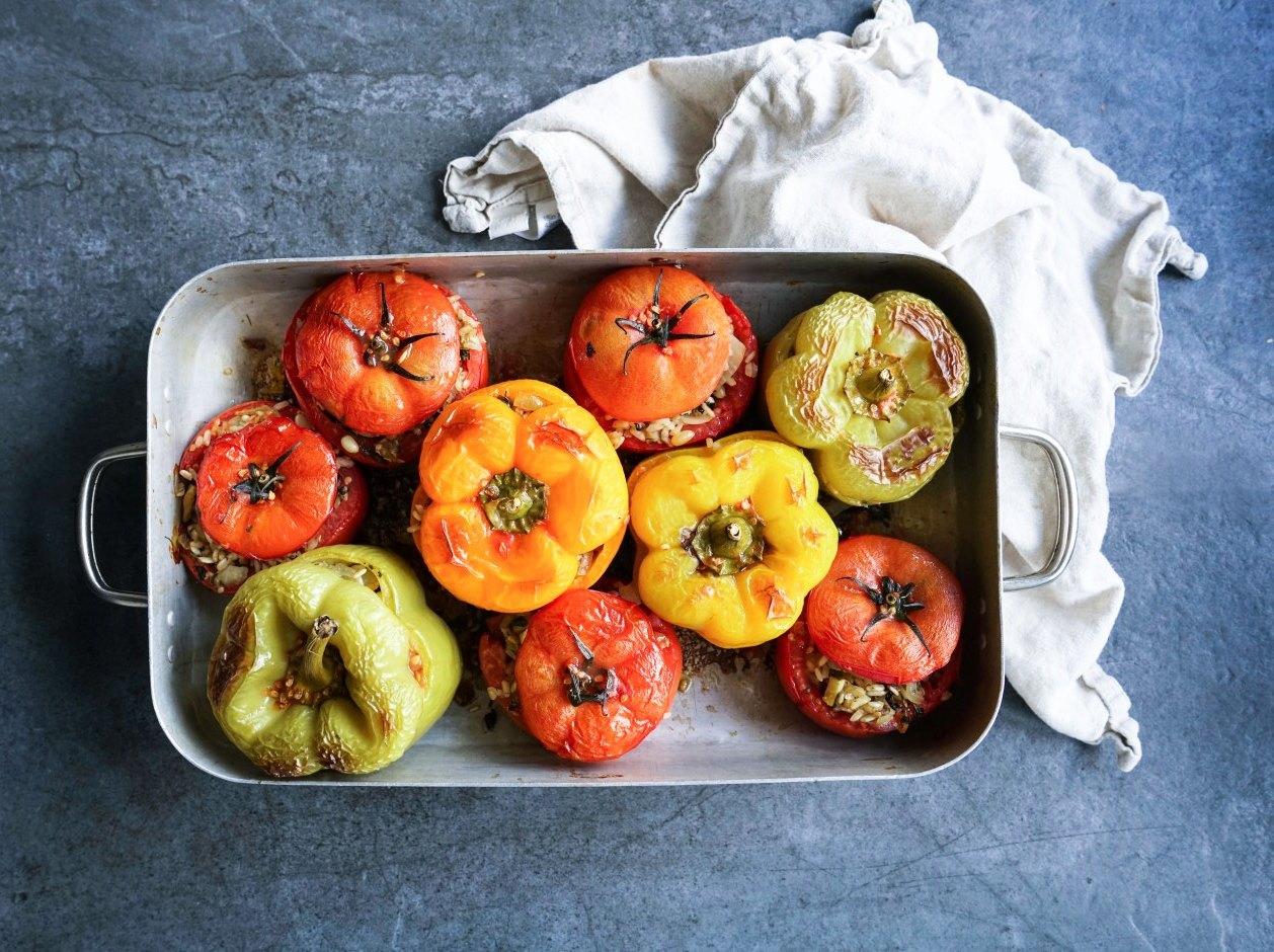 Recipe for Traditional Gemista